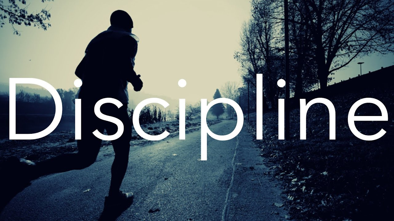 Discipline – Key to Positive Life